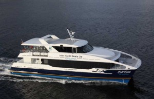 ferry à grande vitesse seychelles