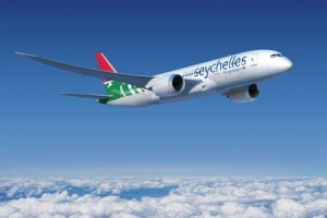 Dreamliner-787 Air Seychelles