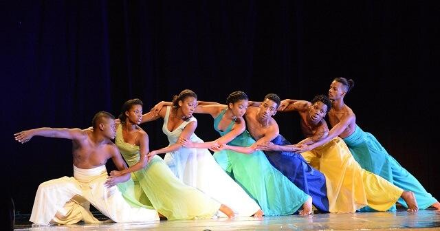 La biennale de la danse aux Seychelles fut un beau succès