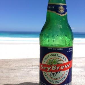 Seybrew biere locale seychelles